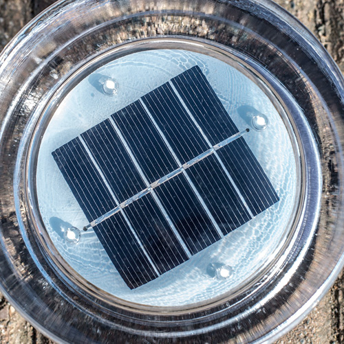 Solar bricks